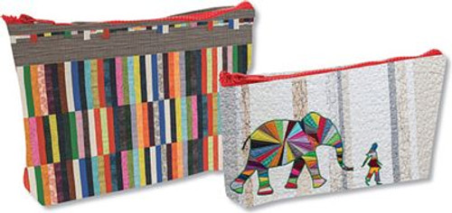 Elephant & I Eco Pouch Set