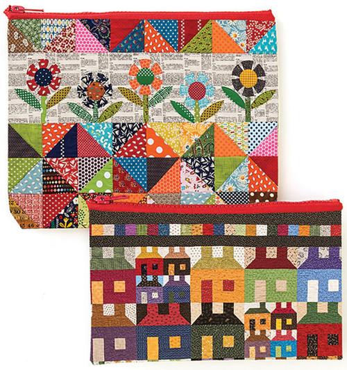 Scrap Quilt Secrets Eco Pouch Set