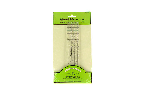 Good Measure Low Shank Quilting Template by Amanda Murphy - Every Angle