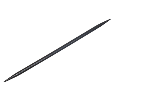 "Nirvana 8"" Ebony Double Point Knitting Needles"
