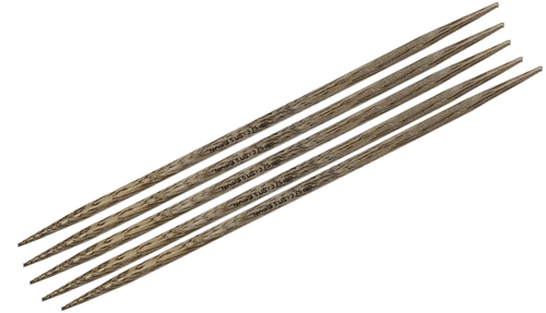 "Nirvana 6"" Mango Double Point Knitting Needles"