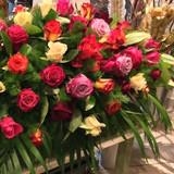Casket Spray Casket Flowers for a Funeral