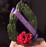 Anzac Day Wreath Laurel Wreath