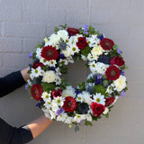 Send a Colourful Funeral Wreath in Sydney - Funeral Flowers Sydney