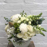 Pearl White Flowers