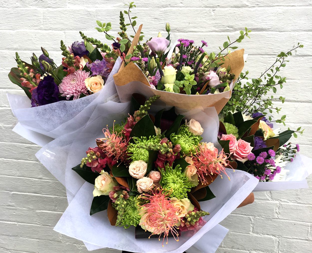 Flower Delivery Contact Free