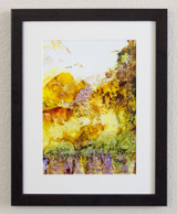 Picture of Scaling The Light by Lynn Schwebach with frame