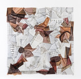 White with Touches of Brown by Capucine Boucart