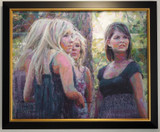Picture of Followers by Lisa Fricker framed on wall
