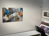Picture of the Dance by Ilona Kennedy display in studio