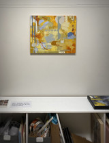 Picture of Happy Days by Ilona Kennedy display in studio