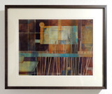 Picture of Even in the Quietest Moments by Barbara Olsen framed on a wall