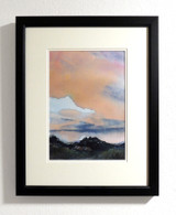 Picture of After the Storm by Barbara Olsen framed on a wall