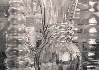 Glass and Light 1 by Alison Lake