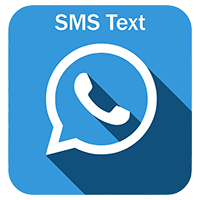 Button for SMS