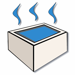 Hot tub Icon