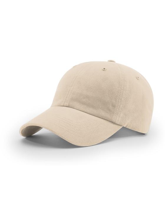 Plain Richardson R55 Hat (Stone)