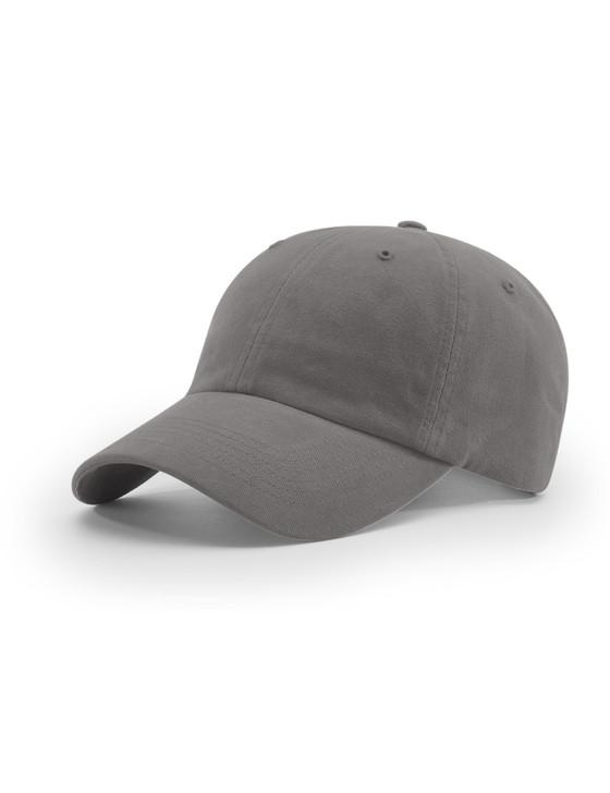 Plain Richardson R55 Hat (Charcoal)
