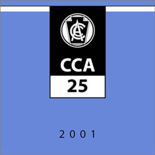 CCA 25 Electronic