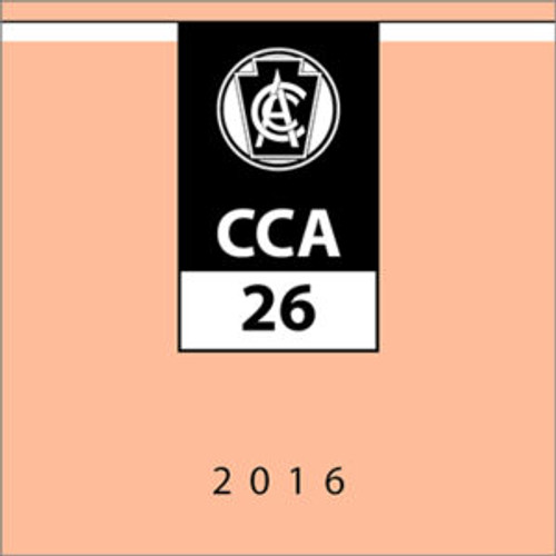 CCA 26 Electronic
