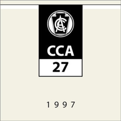 CCA 27 Electronic