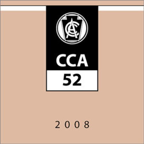 CCA 52 Electronic