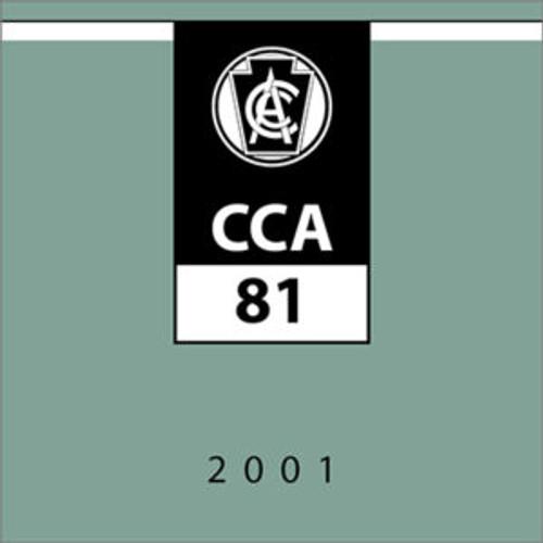 CCA 81 Electronic