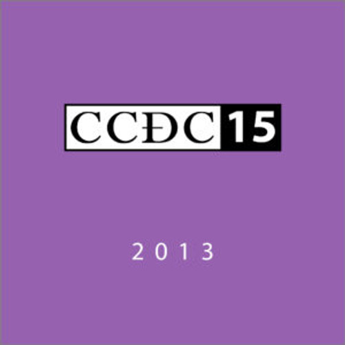 CCDC 15 Seal