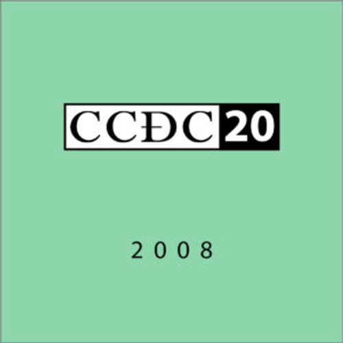 CCDC 20 Electronic