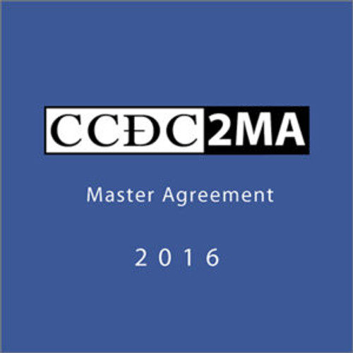 CCDC 2MA Master Agreement and Work Authorization Electronic Contract