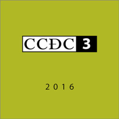 Seal for CCDC 3