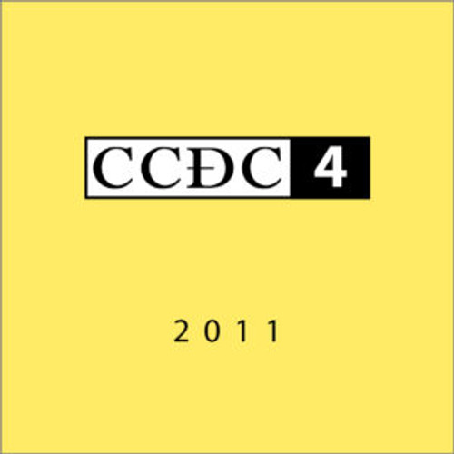 CCDC 4 Standard Prime Electronic Contract