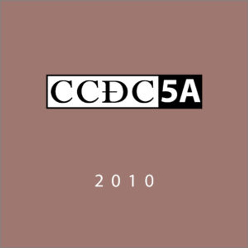 CCDC 5A Construction Management Electronic Contract for Services
