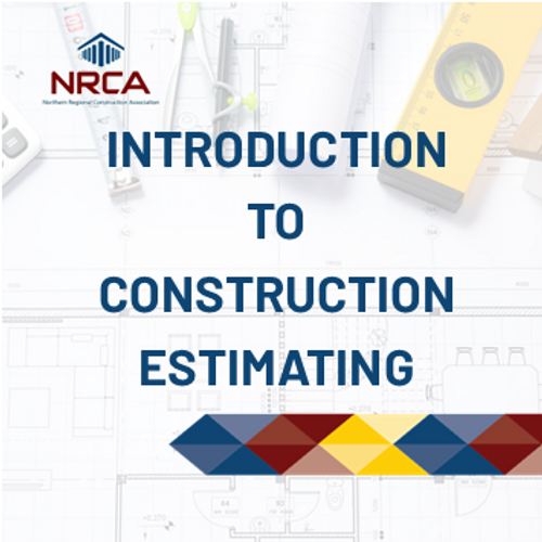 Introduction to Construction Estimating - Online Construction Course