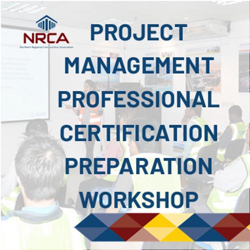 Project Management Professional Certifications Preparation Construction Workshop