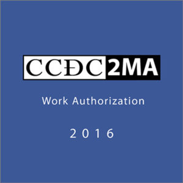 Seal for CCDC 2WA Contract