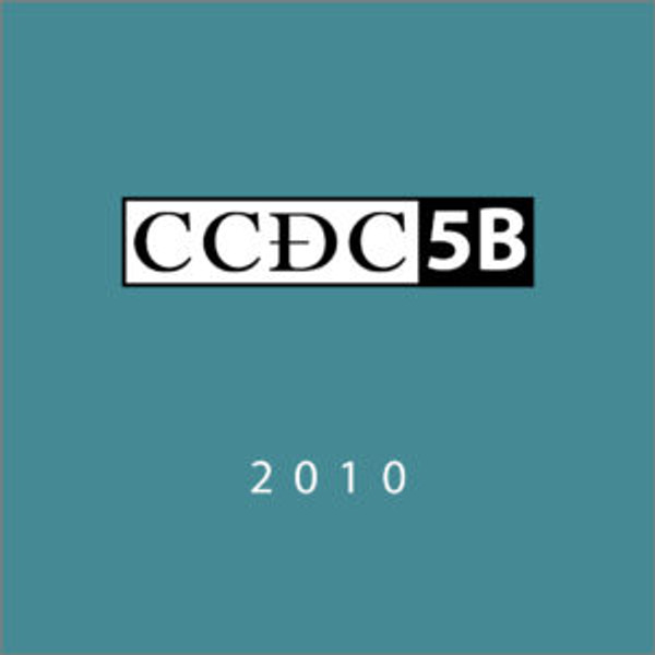 CCDC 5B Construction Management Electronic Contract For Services & Construction