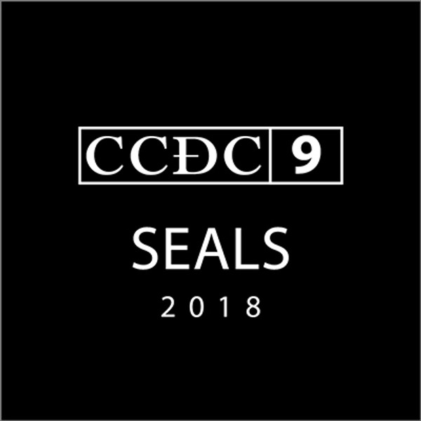 CCDC 9 Seal - 10 Pack