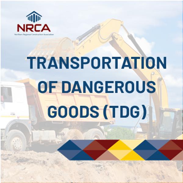 Transportation of Dangerous Goods (TDG) - Online Course