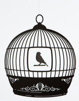 Ige Bird Cage Mobile
