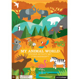 My Animal World Sticker Set