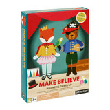 Make Believe Animals Magnetic Dress Up Kit