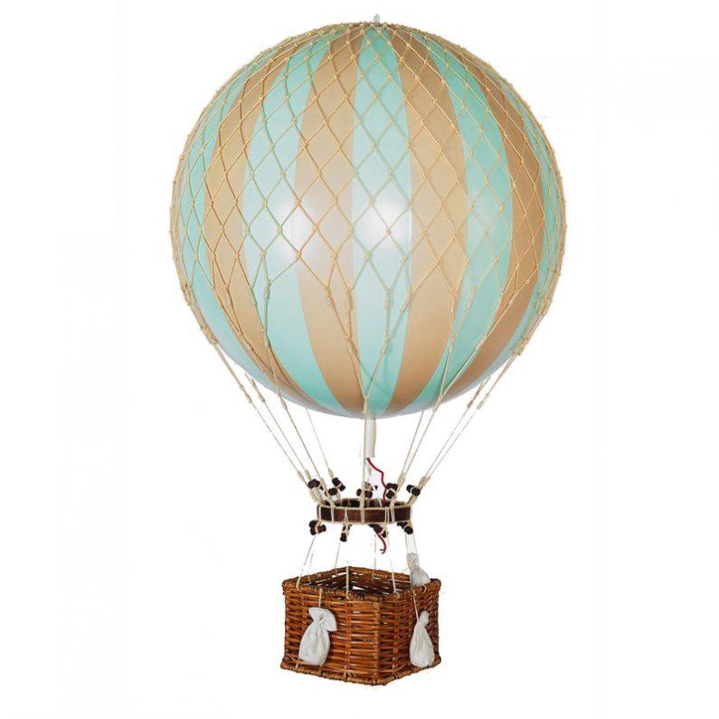 Jules Verne Balloon Mint