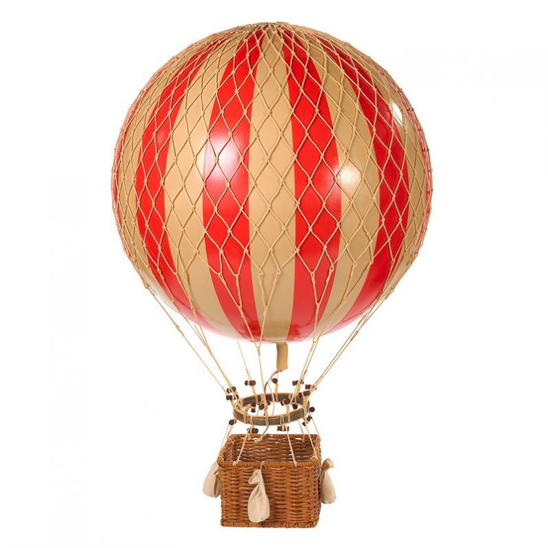 Jules Verne Balloon