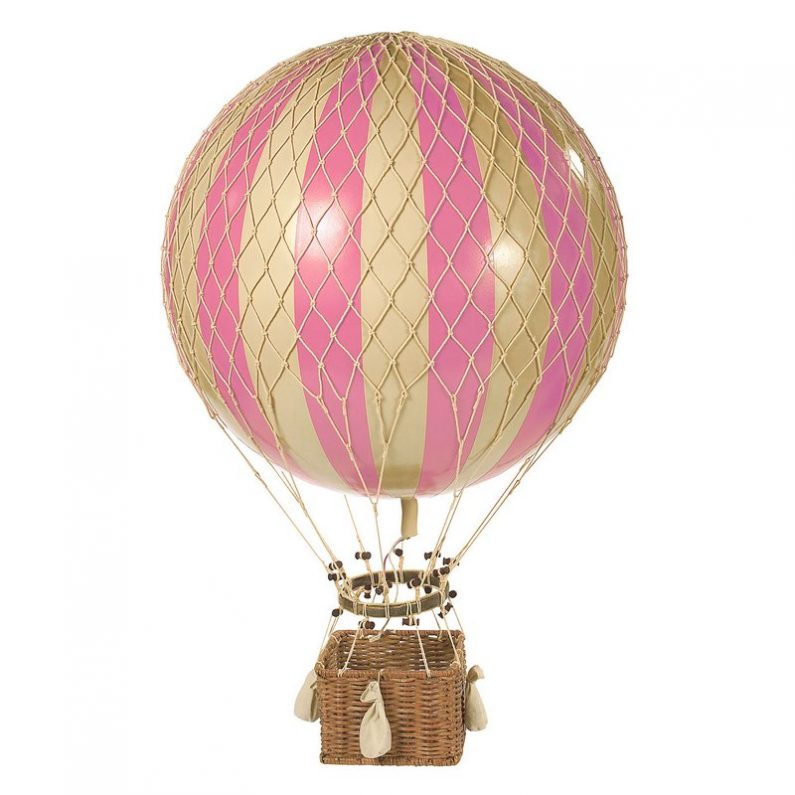 Royal Aero Hot-Air Balloon Pink