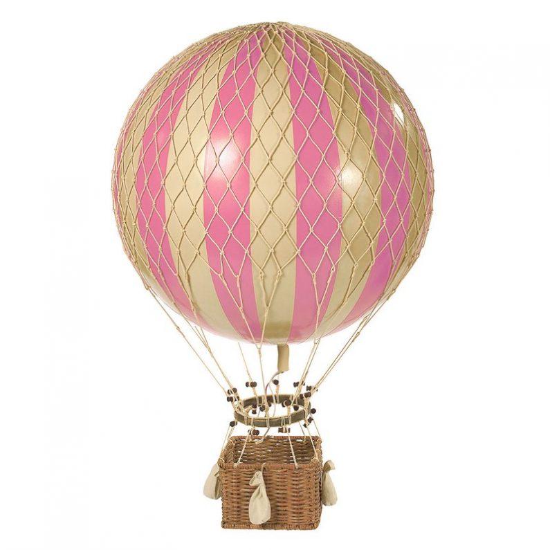 Royal Aero Hot-Air Balloon Pink