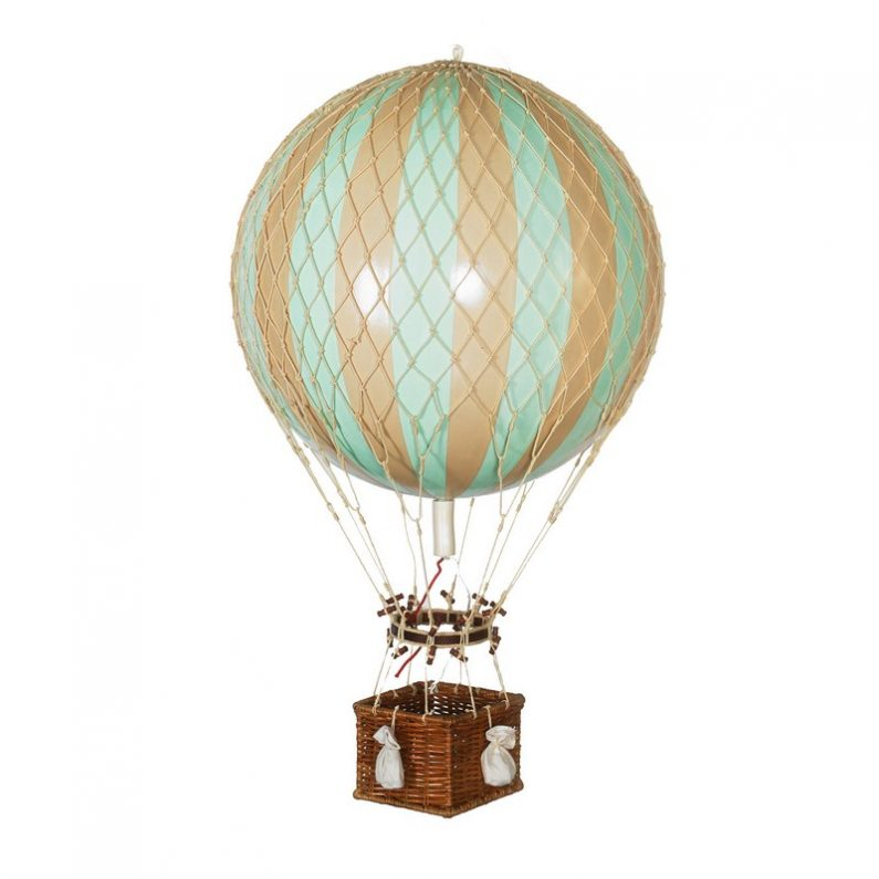 Royal Aero Hot-Air Balloon Mint
