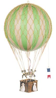 Royal Aero Hot-Air Balloon Green