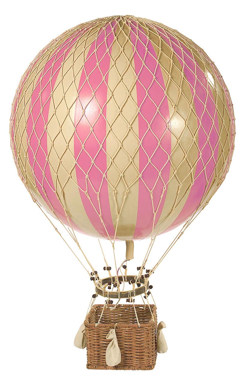 Travels Light Balloon Pink
