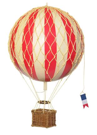 Travels Light Balloon Red